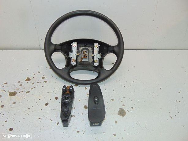 Hyundai coupe 2001 volante e interruptores dos vidros