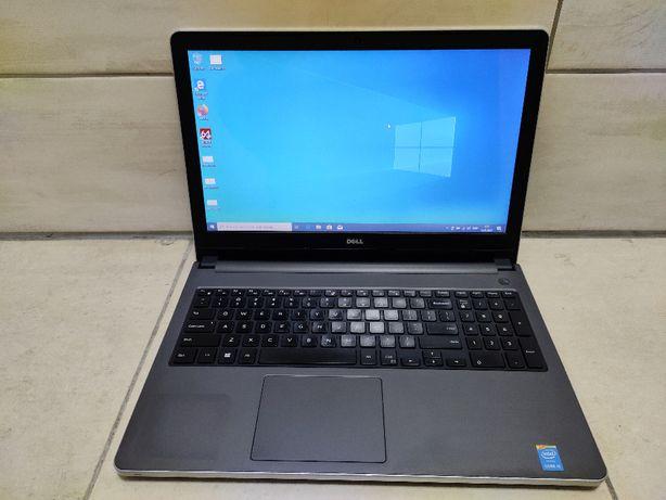 Dell Inspiron 5758 core i5-5200U 8GB RAM 128GB SSD