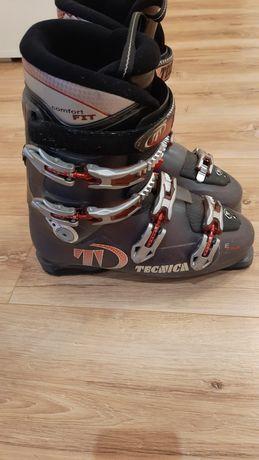 Buty narciarskie Tecnica comfort fit