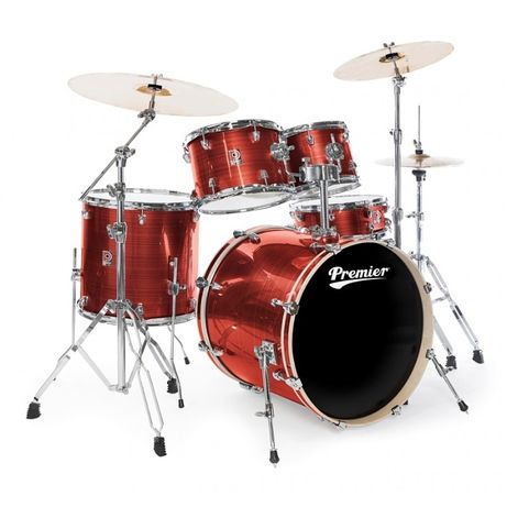 zestaw perkusyjny Premier Powerhouse M Rock 22 RGW perkusja Shell Set