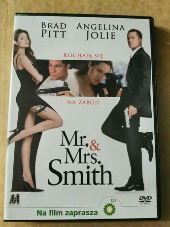 Film DVD Mr & Mrs Smith