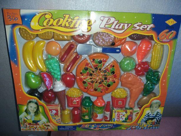 Детские наборы продуктов