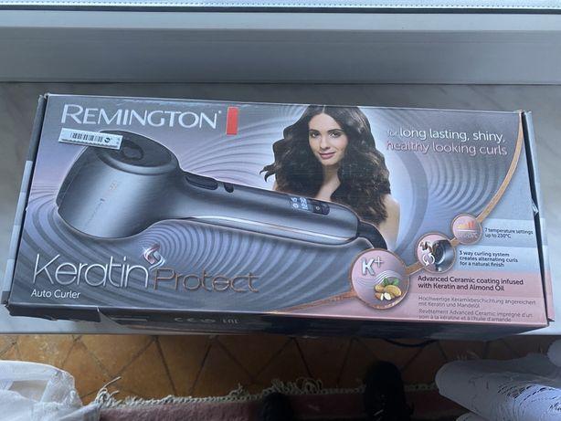 Lokówka automatyczna remington keratin protect