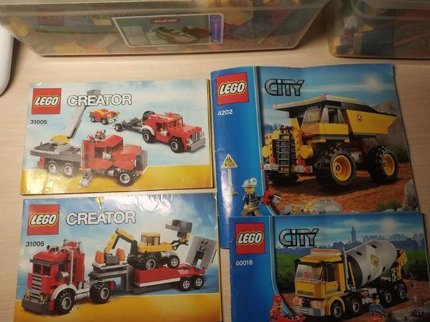 Lego CITY 4202