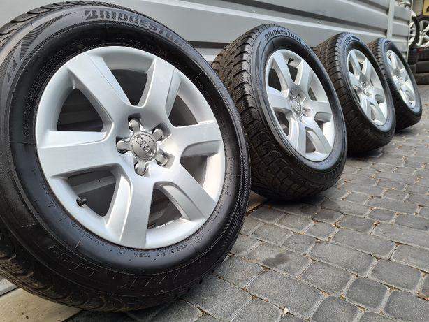 "Oryginalne Felgi Koła Audi 17"" A4 A5 A6 A7 A8 Q3 Q5 TT"