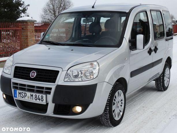 Fiat Doblo 1,9 jtd_Klima_Z_Niemiec_Opłacony