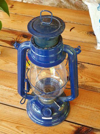 Lampa naftowa - działająca