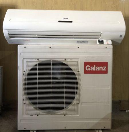 Кондиционер Galanz 36 (до 100 м2) состояние отличное