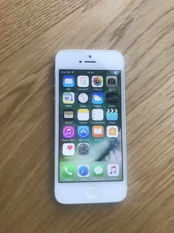 iPhone 5, White, 32GB
