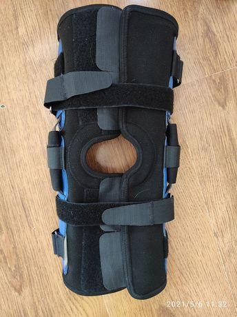 Stabilizator, orteza, usztywniacz kolana