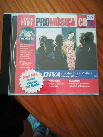 Cd Promusica 1997