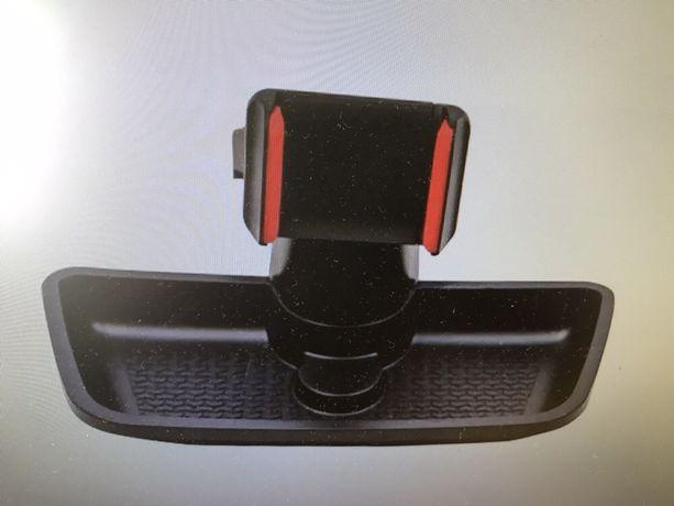 Uchwyt telefonu na konsolę środkową Jeep