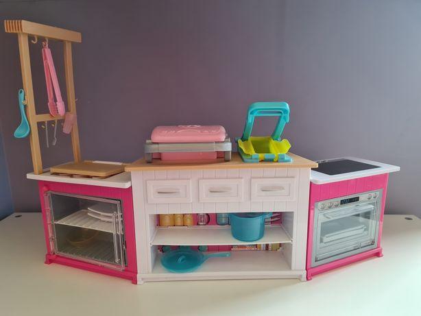 Kuchnia Barbie - play doh