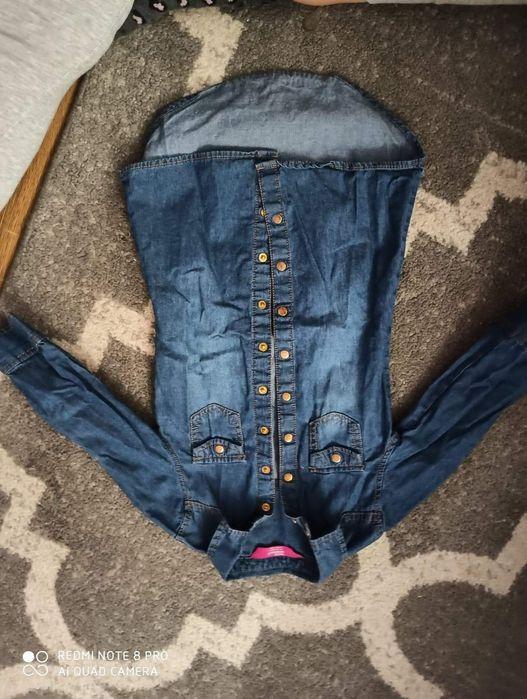 Ubranka dla dziewczynki 86 92 Łęcze - image 1
