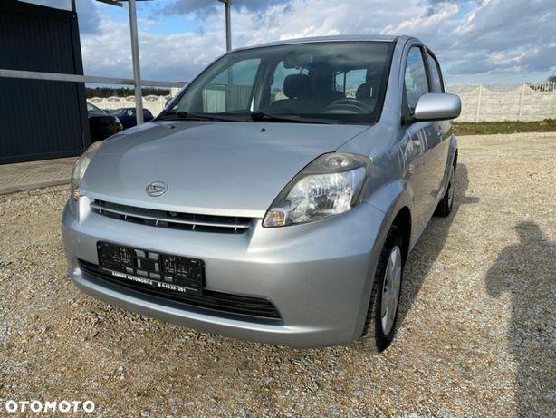 Daihatsu Sirion 5 Drzwi Klima Serwisowane