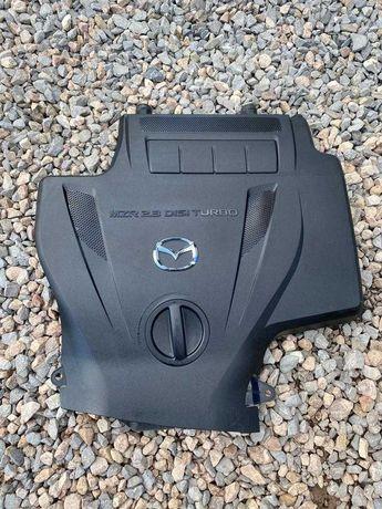 Osłona pokrywa silnika Mazda CX7 MZR 2.3 DISI TURBO