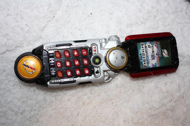 Детский фирмен.игрушечный телефон ТРАнсформер