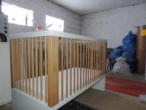 łóżeczko niemowlęce i dziecięce solidne od niemowlaka do szkoły
