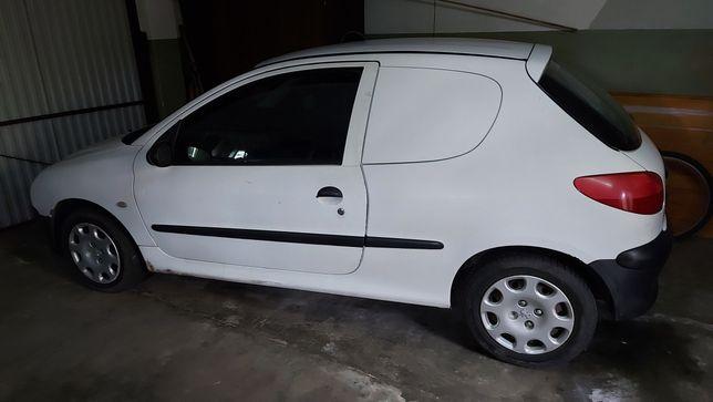 """Peugeot 206 xad """"vat-1"""""""