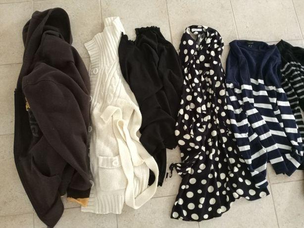 Lote roupa senhora M e L boa oportunidade