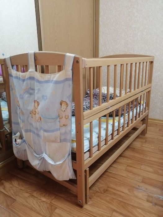Детская кроватка б/у Киев - изображение 1