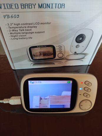 Monitor vídeo de bebé
