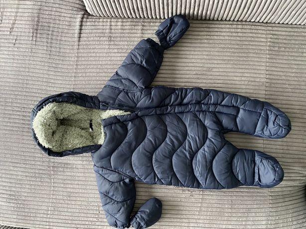 Kombinezon zimowy rozmiar 56