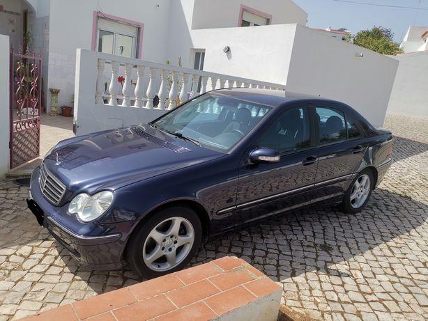 Mercedes -Benz-clase C 270 cdi