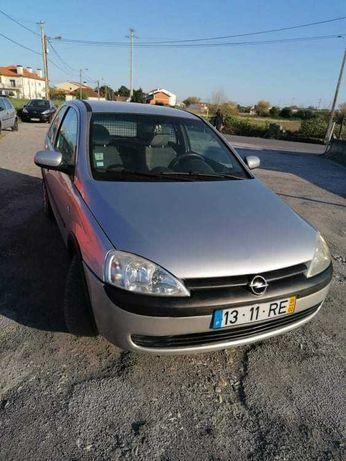 Opel corsa 1.7 cdti - 01