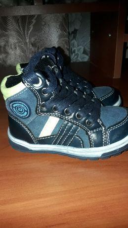 Продам ботиночки(весна-осень)22 размер в идеале.200 грн.