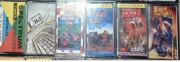 6 jogos Zx Spectrum