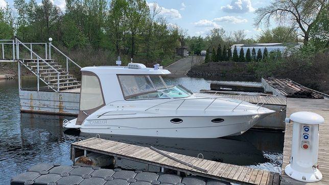 Катер,моторная яхта DORAL 250 SE.Volvo 7,4.Полностью автономная.Обмен