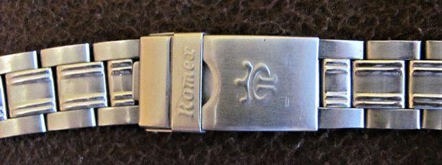 Bransoleta stalowa Romex 6