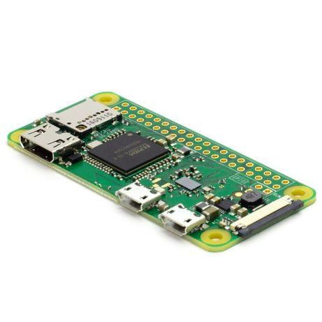 Raspberry Pi zero W. Новые в наличии