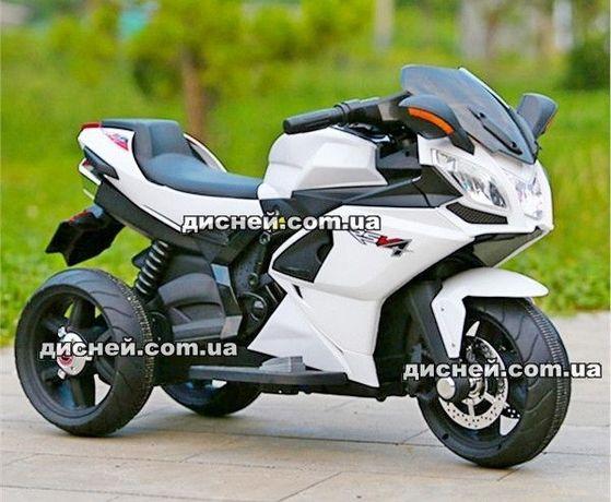 Детский мотоцикл электромобиль БПШ3912, Дитячий електромобiль