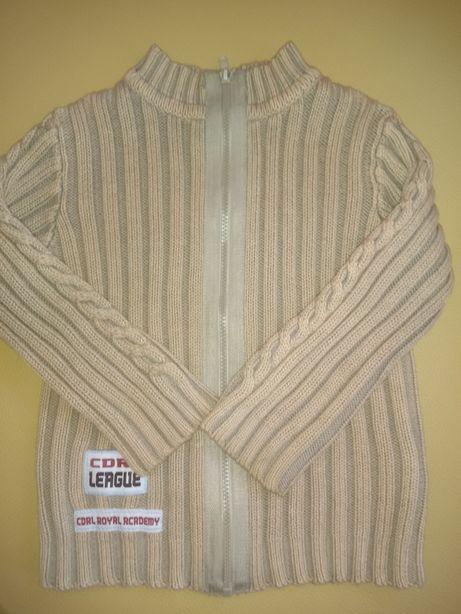 Elegancki sweterek rozm 110