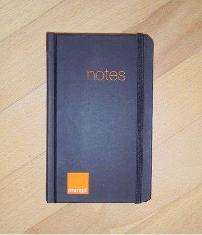 Notes kieszonkowy, gładki format A6 a la moleskine