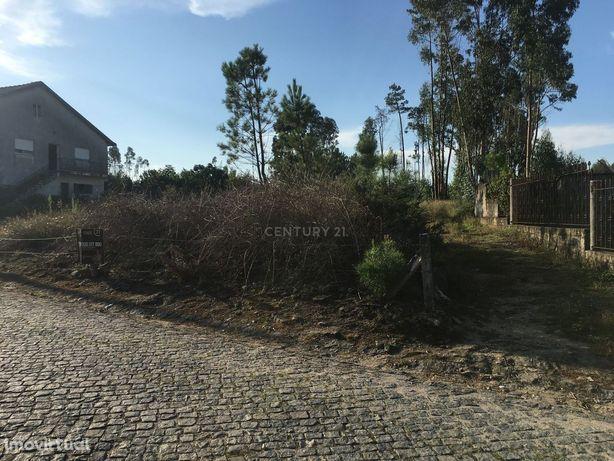 Terreno com projecto aprovado para moradia  em Predalva, Braga