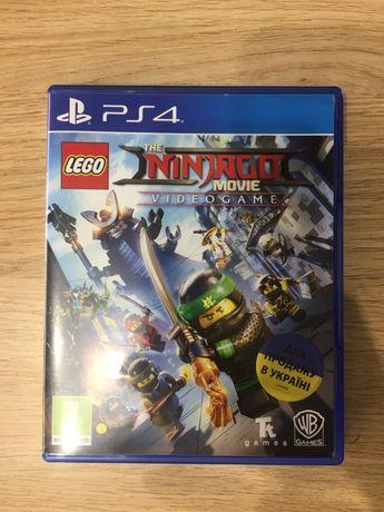 Диск Ninjago для PS 4