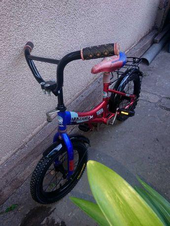 Детский велосипед 14 дюймов колесо