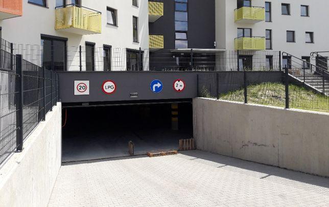 miejsce parkingowe w garażu podziemnym, Sosnowiec Kielecka