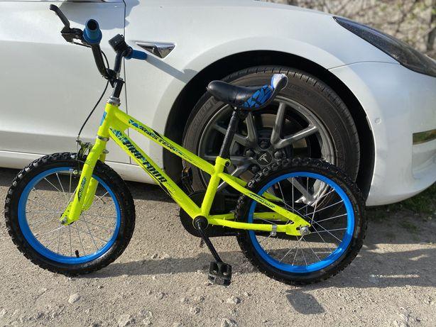 Велосипед детский АЛЮМИНИЕВЫЙ