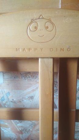 Дитяче ліжечко HAPPY DINO