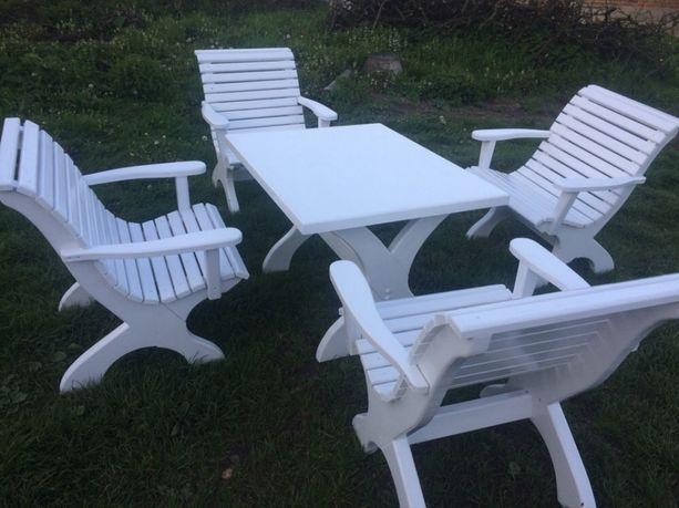 Stoły ,ławki, krzesła ,fotele ogrodowe