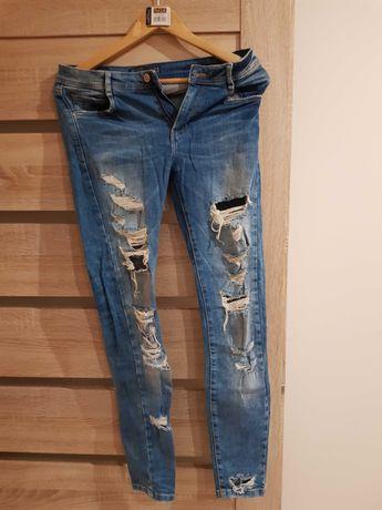 Spodnie Zara 38