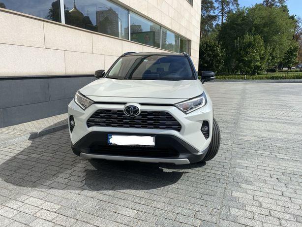 Toyota Rav4 2019 AWD 2,0 Full Option