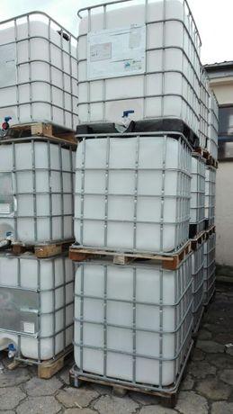 Paletopojemnik 1000l mauzer mauser zbiornik