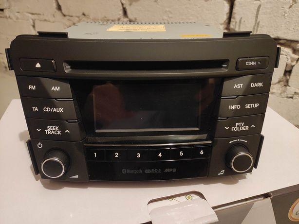 Radio Hyundai i40 CD MP3 bluetooth