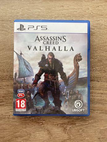 Gra Assassin's creed valhalla PS5
