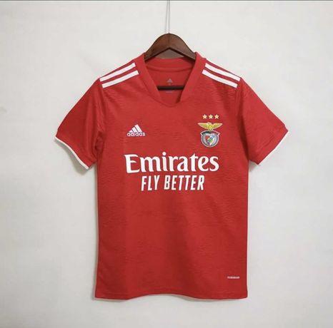 Camisola Principal e/ou Alternativa SL Benfica 21/22
